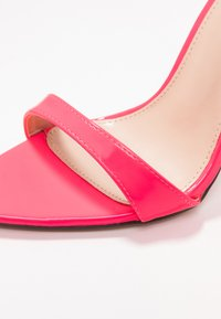 Public Desire - ACE - High heeled sandals - neon pink - 2