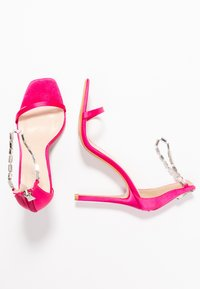 Public Desire - RIZZO - High heeled sandals - hot pink - 3