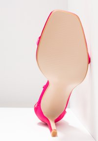 Public Desire - RIZZO - High heeled sandals - hot pink - 6