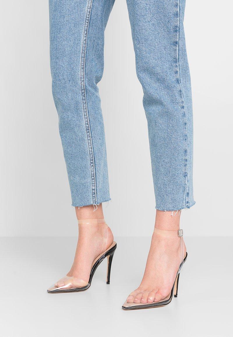 Public Desire - ERIN - High heeled sandals - black