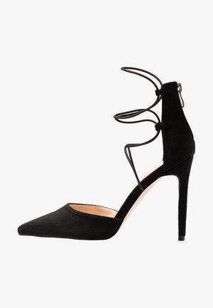 VOLT - Høye hæler - black