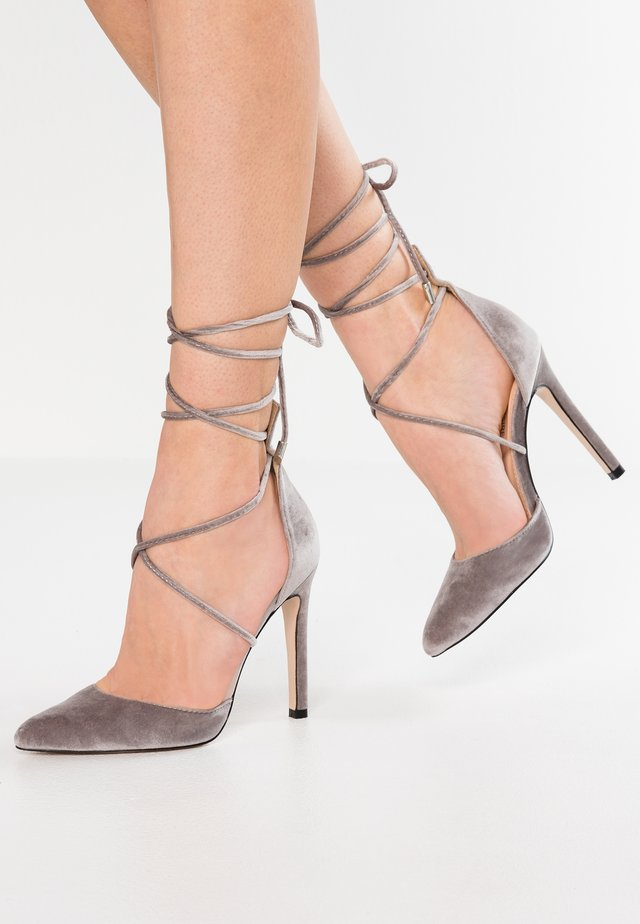 ARIES - High heels - grey