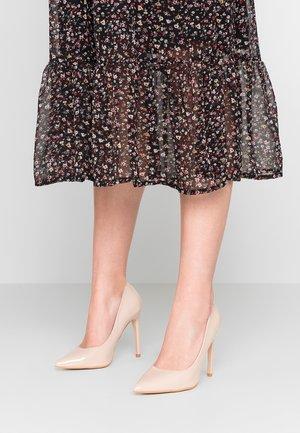 ALBI - High heels - nude