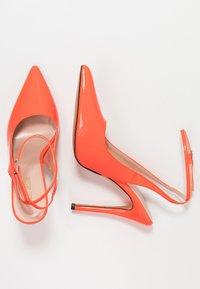 Public Desire - JAYDE - High heels - orange - 3
