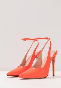 Public Desire - JAYDE - High heels - orange - 4