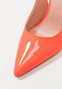 Public Desire - JAYDE - High heels - orange - 2