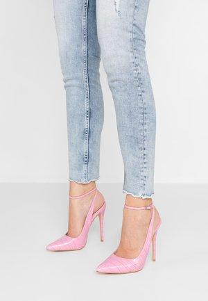 JAYDE - Høye hæler - pink