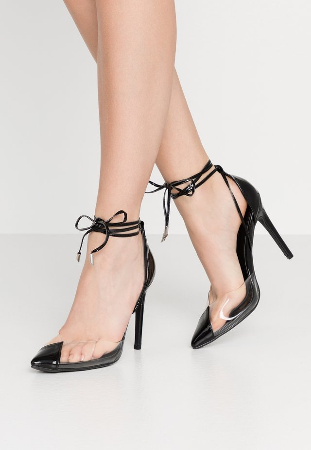 NUDIE - High Heel Pumps - black