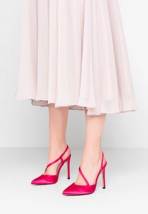 SUKI - Høye hæler - pink