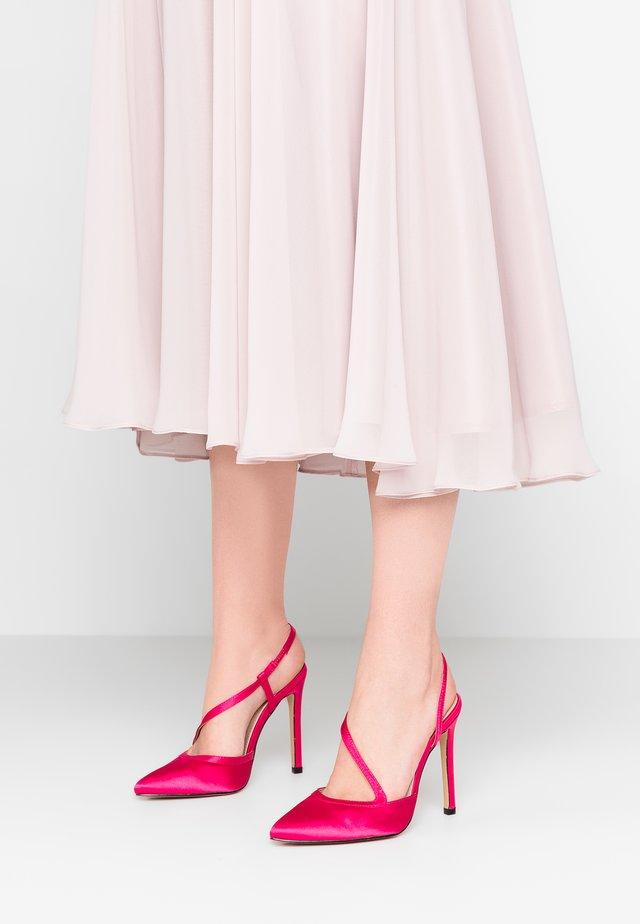 SUKI - Klassiska pumps - pink