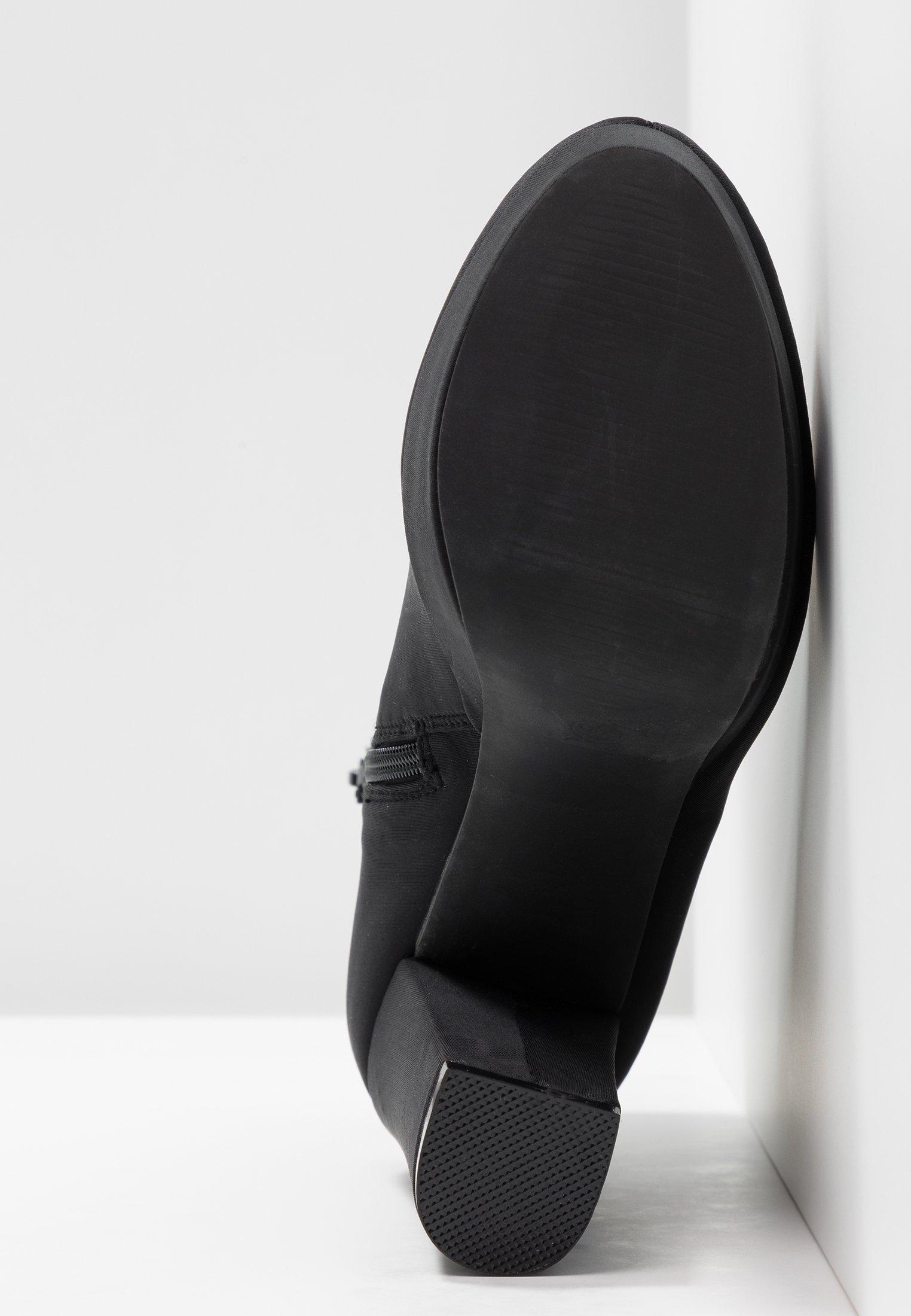 Public Desire TAILOR - Bottines à talons hauts black