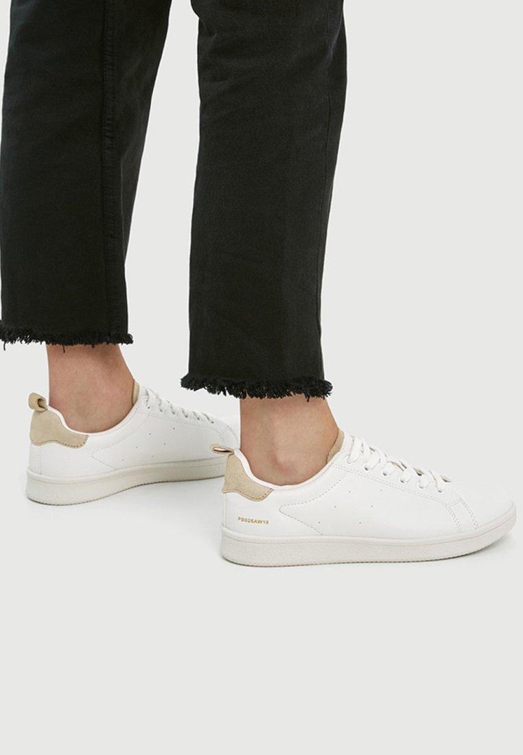 PULL&BEAR - URBANER - Sneakers - white