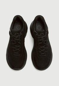 PULL&BEAR - Sneakersy niskie - black - 2