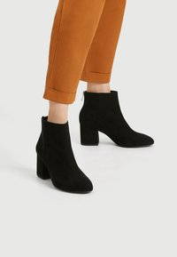 PULL&BEAR - Classic ankle boots - black - 0