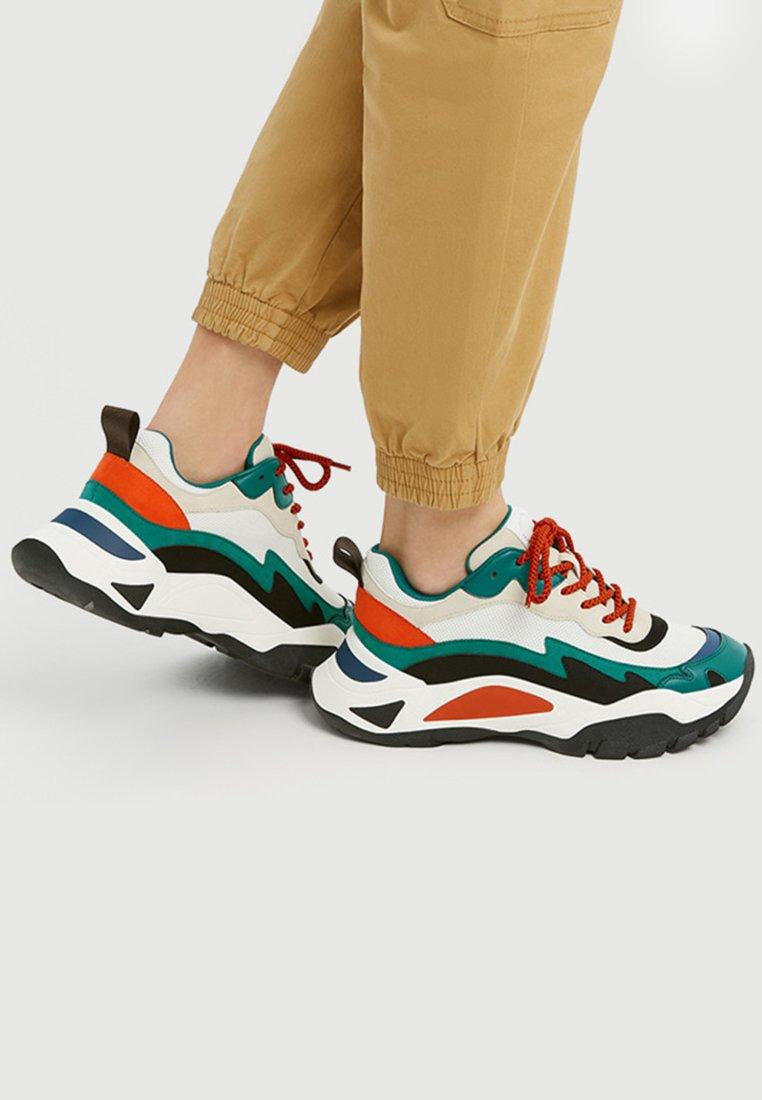 PULL&BEAR - Sneakers laag - multi-coloured
