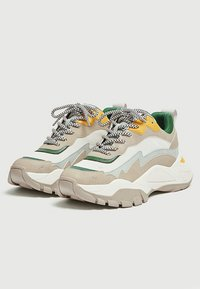PULL&BEAR - Sneakers - multi-coloured - 3