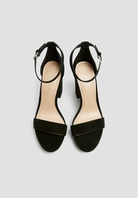 PULL&BEAR - High Heel Sandalette - black - 2