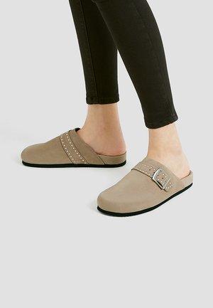 TAUPEFARBENE  - Slippers - brown