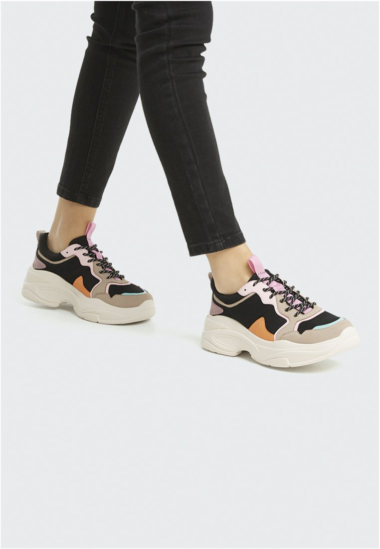 PULL&BEAR - Sneaker low - multi-coloured
