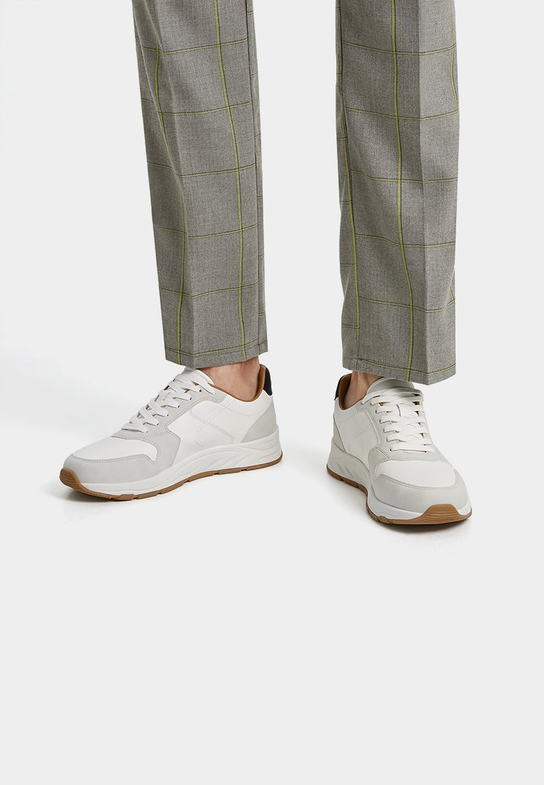 PULL&BEAR - Sneakers - white