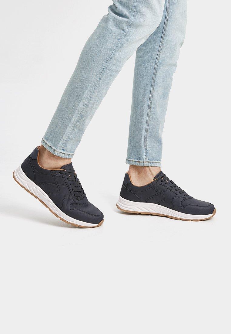 PULL&BEAR - Sneakers laag - blue