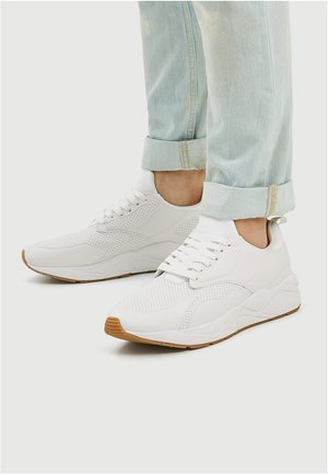 XDYE IM SOCK-BOOTS-STIL  - Sneakers laag - white