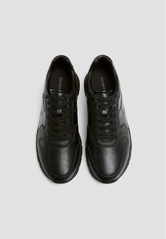 PULL&BEAR URBANE SNEAKER 12327540 - Sneakersy niskie - black