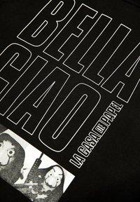 PULL&BEAR - LA CASA DE PAPEL - Hoodie - black - 5