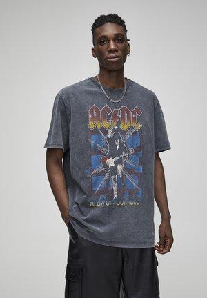 AC/DC - Print T-shirt - black