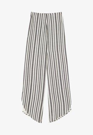 RUSTIKALE - Kalhoty - off white