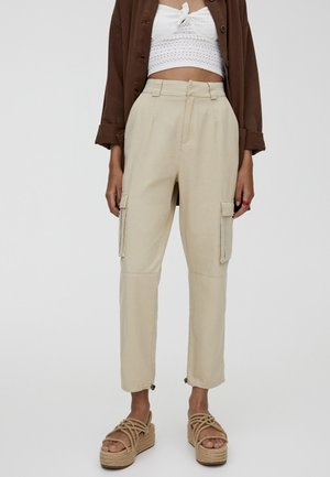 CARGO - Trousers - sand