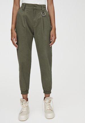 CARGO  - Spodnie materiałowe - khaki