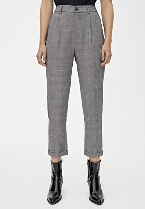 MIT KAROMUSTER - Pantaloni - grey