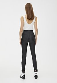 PULL&BEAR - Legging - black - 2