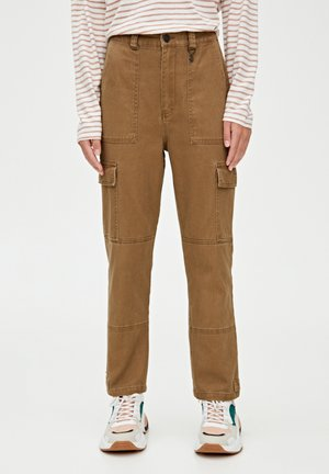 CARGO - Trousers - camel