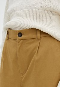 PULL&BEAR - Chinot - brown - 4