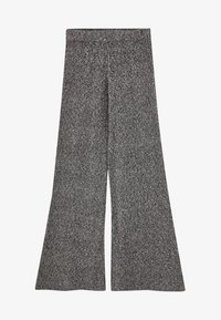 PULL&BEAR - Trousers - dark grey - 5
