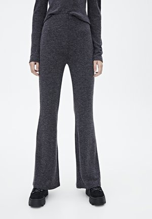 Trousers - dark grey