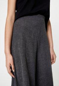 PULL&BEAR - Pantaloni - dark grey - 3