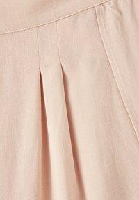 PULL&BEAR - Pantaloni - rose gold - 5