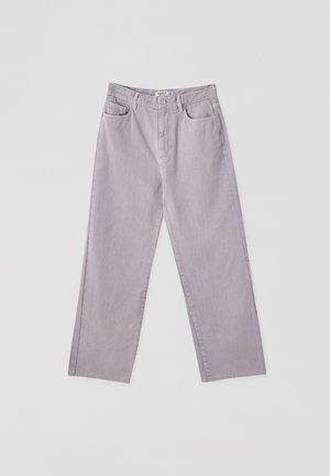 Kalhoty - purple
