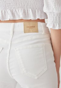 PULL&BEAR - Trousers - white - 5