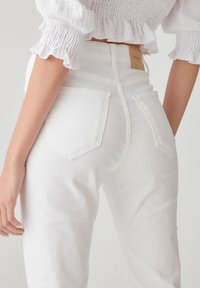 PULL&BEAR - Trousers - white - 4