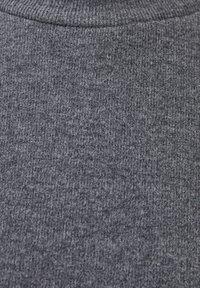 PULL&BEAR - Robe pull - dark grey - 5