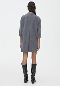 PULL&BEAR - Robe pull - dark grey - 2