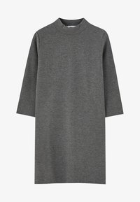 PULL&BEAR - Robe pull - dark grey - 6