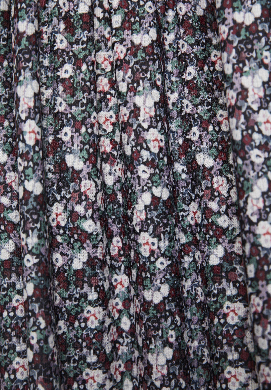 PULL&BEAR KLEID MIT STREIFEN AUF DER BRUST 05391353 - Sukienka letnia - blue-grey