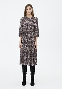 PULL&BEAR - FIGURBETONTES - Day dress - dark grey - 1