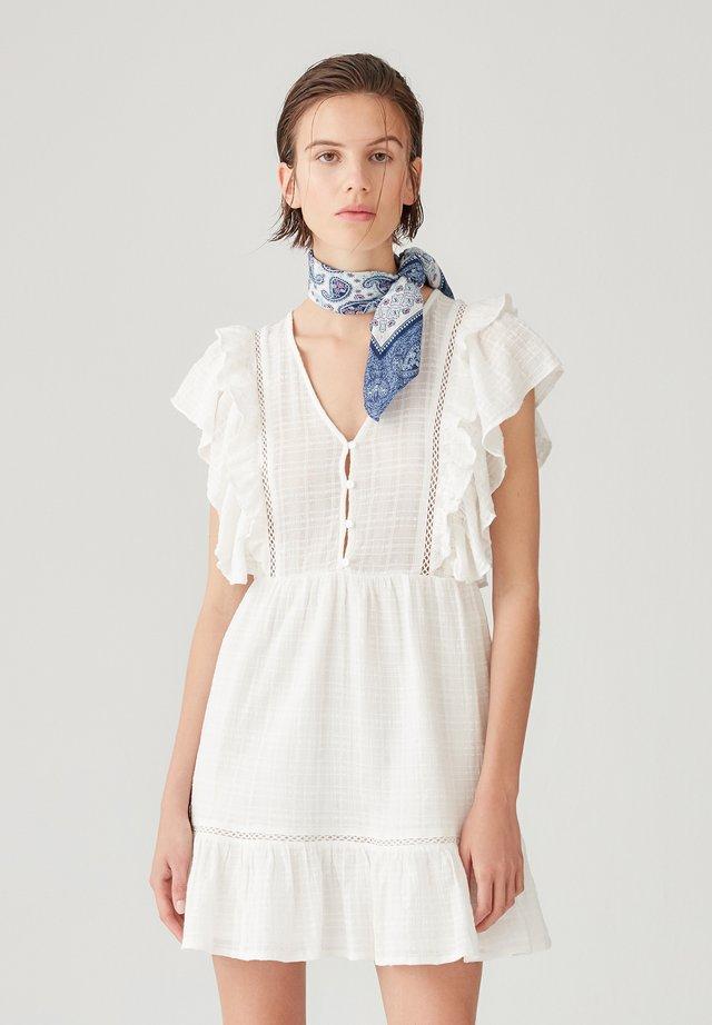 Sukienka letnia - white