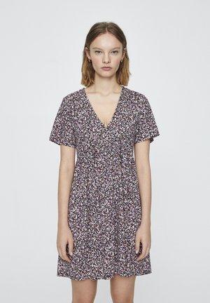 MINI - Sukienka letnia - rose